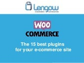 The 15 best WooCommerce plugins for your e-commerce site