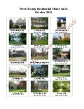 West Orange NJ Real Estate Sales: October 2011