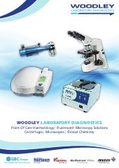 Woodley Lab Diagnostics Product Bro...