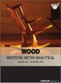 Wood Moisture Meter Analytical by ACMAS Technologies Pvt Ltd.