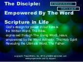 Scripture in Life - Word Empowered ...