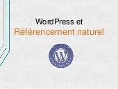 Wordpress et referencement naturel ...
