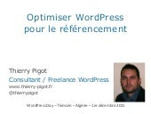 SEO WordPress : Optimiser le référe...