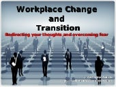 Workplace Change and Transition by Catherine Adenle