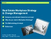 Workplace Strategy & Change Management