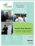 Trainer Guide Workshop 1