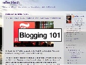 Workshop # 3   blogging 101