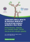 Workshop Asbai   2016 - World Allergy Week