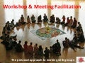 Workshop Facilitation