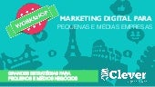 Workshop Marketing Digital Para Peq...