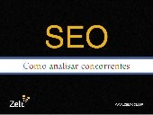 Workshop de SEO – como analisar con...