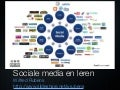 Workshop SPOK sociale media en leren