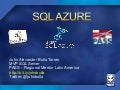 WorkShop SQL Azure