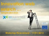 Workshop websearch RCT Rivierenland...