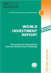 World Investment Report 2008, Unctad