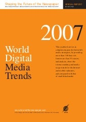 World Media Trends 2007 Sfn 2007 Ex...
