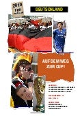 World Cup 2010 - Poster for German