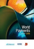 World Payments Report 2010