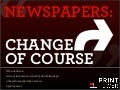 """Newspapers: change of course"""