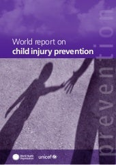 World report on child injury preven...