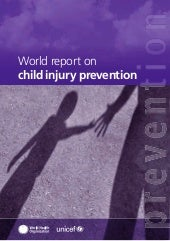 World Report On Child Injury  Preve...