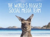 The World's Biggest Social Media Team