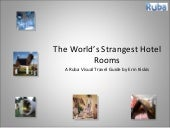 Worlds Strangest Hotel Rooms