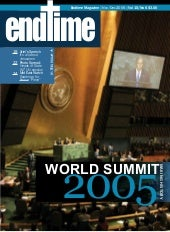 World summit 2005 -  Nov-Dec 2005