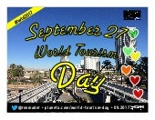 World Tourism Day is September 27 #wtd2014 @UNWTO