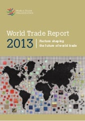 World trade report13_e