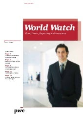 World Watch Issue