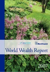 World Wealth Report 2007