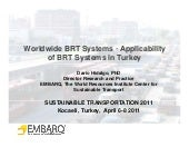 Worldwide BRT Systems: Applicabilit...