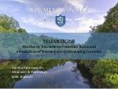 Worldwide telemedicine initiatives ...