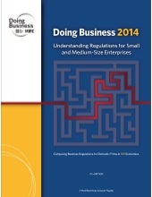World bank IFC 'Doing business' 2014