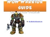 Wo w warrior guide