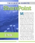 White Paper: The Essential Guide to SharePoint