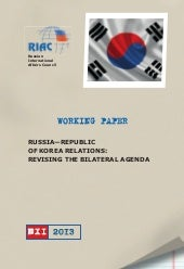 Russia—Republic of Korea Relations:...