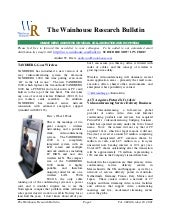 WR Bulletin Vol 2 Issue #40 10-Oct-01