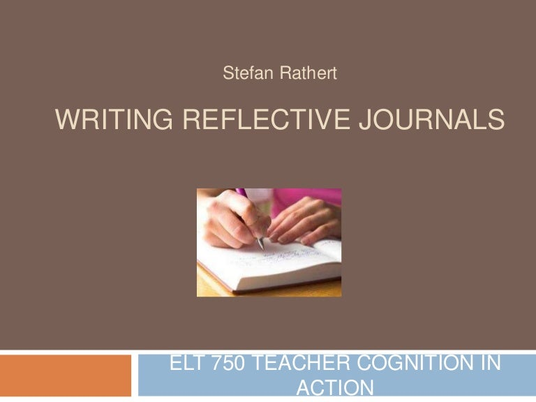 Writing a dissertation reflection