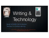 Writing With Technology