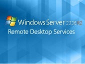 Windows Server 2008 R2 Remote Deskt...