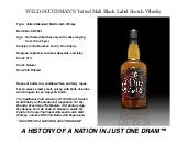 Wild Scotsman Vatted Malt