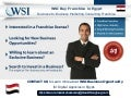 WSI Buy Franchise in Egypt