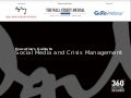 WSJ and Ogilvy: Social Media For Crisis Management 2009