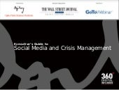 WSJ and Ogilvy: Social Media For Cr...