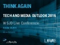 Activate Tech and Media Outlook 2016
