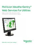 MxVision WeatherSentry® Web Services for Utilities