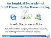 An Empirical Evaluation of VoIP Pla...