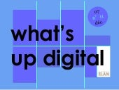 What's up Digital #11 - By ELAN